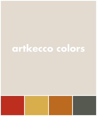Artkecco Colors Arizona Swatches